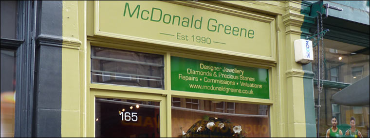 McDonald Greene Jewellers